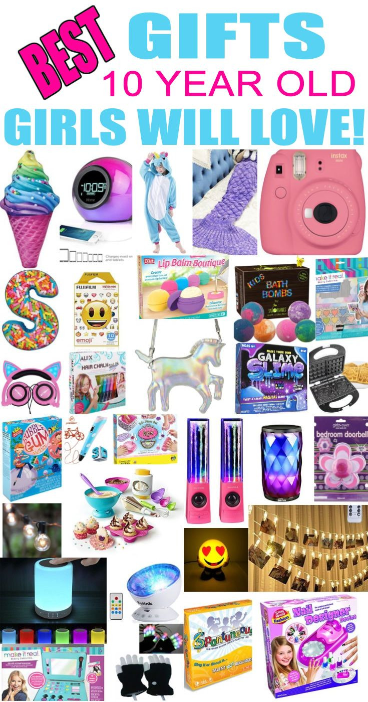 Gift Ideas For 10 Year Old Girls  Best Gifts For 10 Year Old Girls Gift Guides