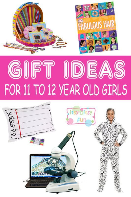 Gift Ideas For 10 Year Old Girls  Best Gifts for 11 Year Old Girls in 2017