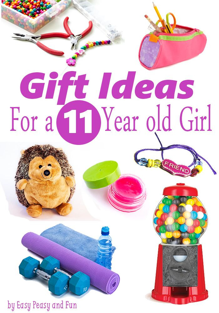 Gift Ideas For 10 Year Old Girls  Best Gifts for a 11 Year Old Girl