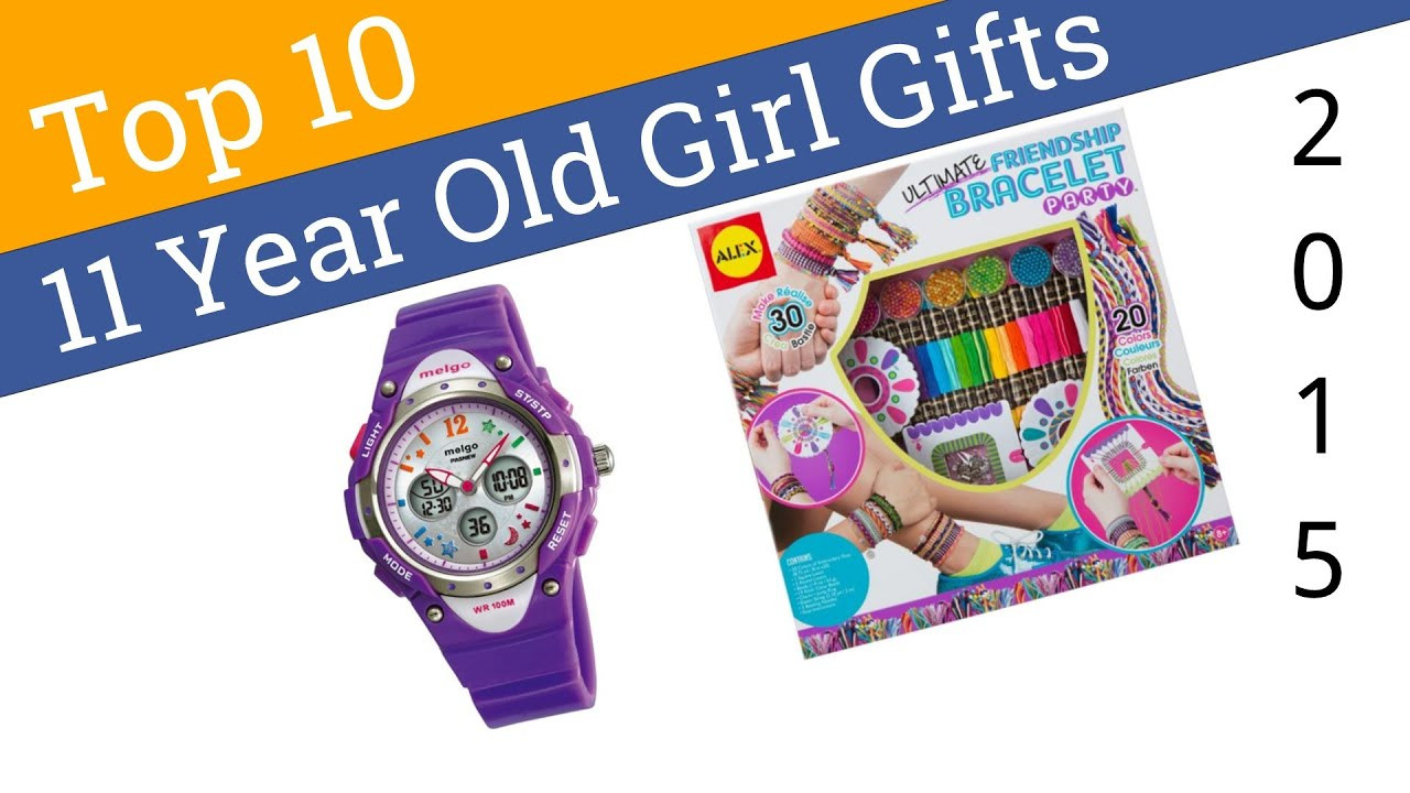 Gift Ideas For 10 Year Old Girls  10 Best 11 Year Old Girl Gifts 2015