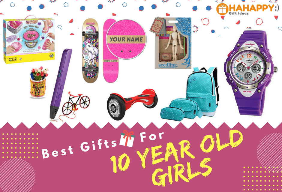 Gift Ideas For 10 Year Old Girls  12 Best Gifts For 10 Year Old Girls Creative and Fun