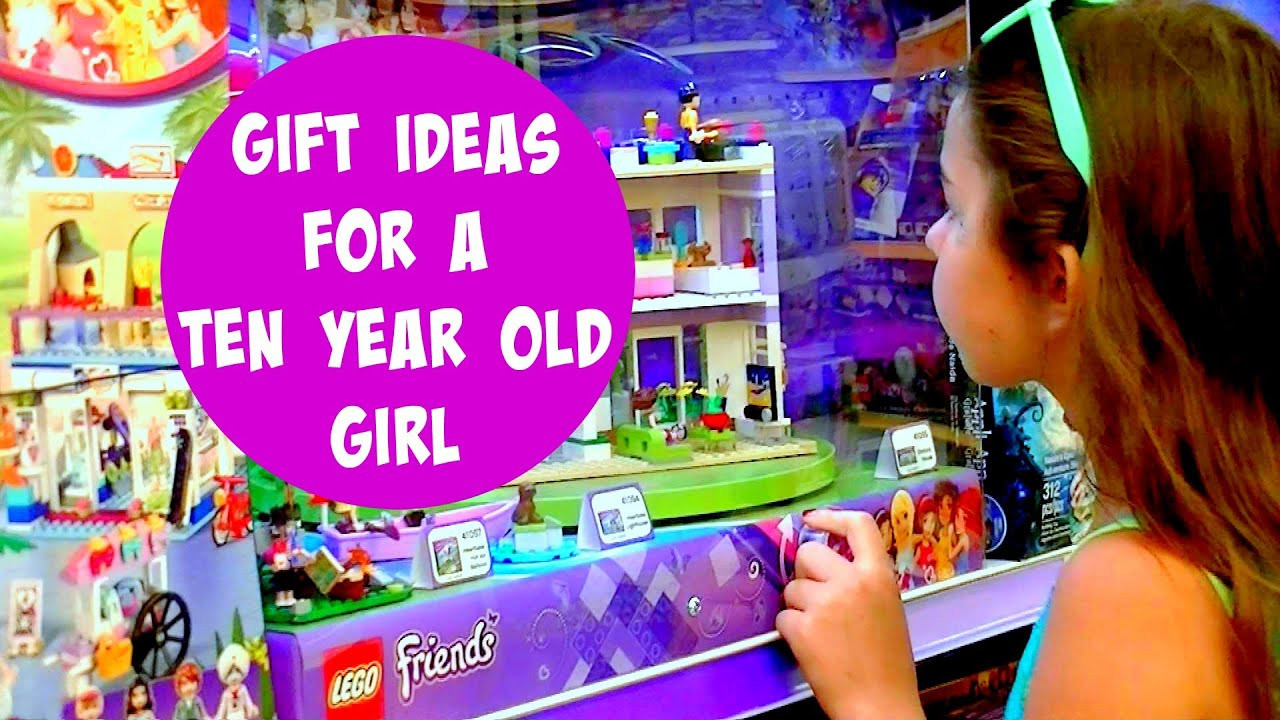 Gift Ideas For 10 Year Old Girls  Birthday Gift Ideas for a 10 year old girl under $30