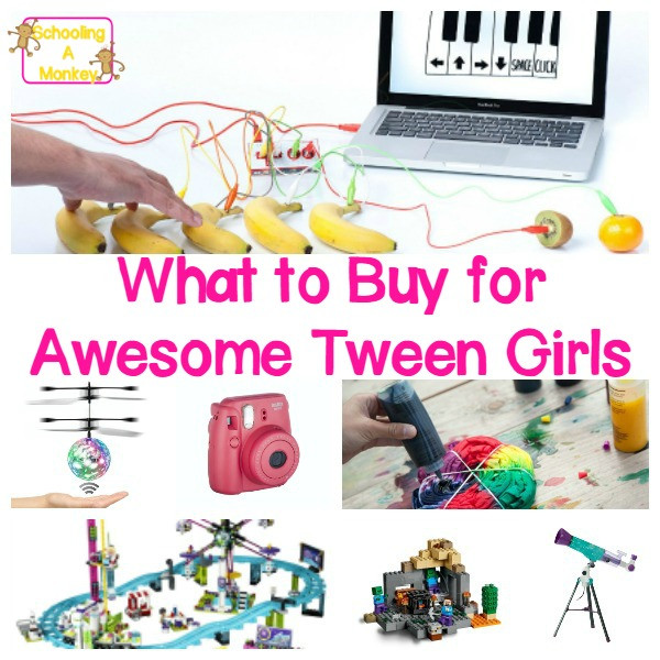 Gift Ideas For 10 Year Old Girls  GIFTS FOR 10 YEAR OLD GIRLS WHO ARE AWESOME