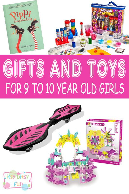 Gift Ideas For 10 Year Old Girls  Pinterest • The world's catalog of ideas