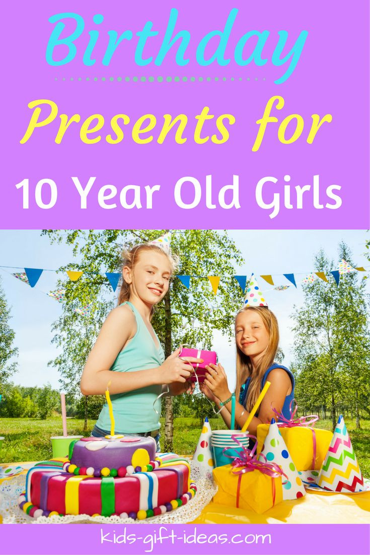 Gift Ideas For 10 Year Old Girls  17 Best images about Gift Ideas For Kids on Pinterest