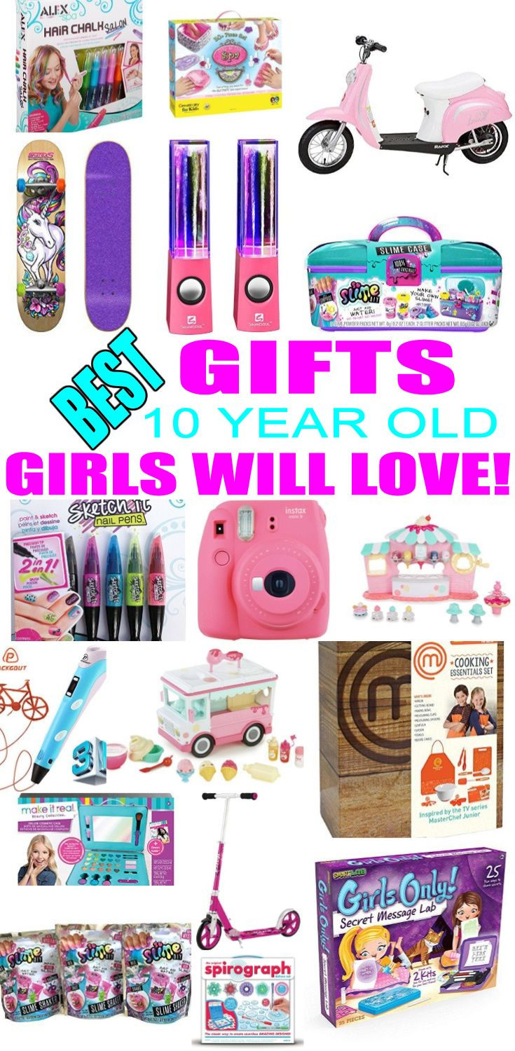 Gift Ideas For 10 Year Old Girls  Best Toys for 10 Year Old Girls