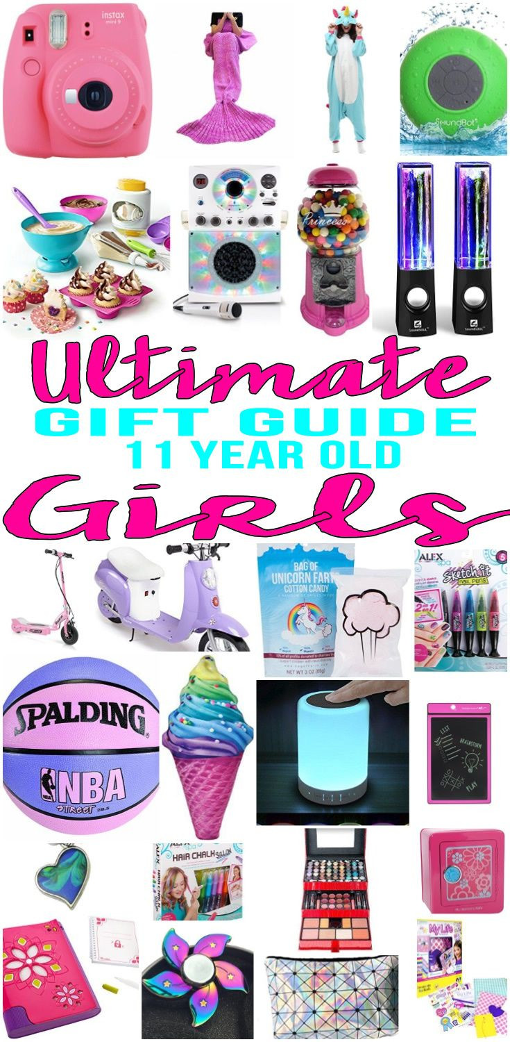Gift Ideas For 11 Year Old Girls  Top Gifts 11 Year Old Girls Will Love Tay