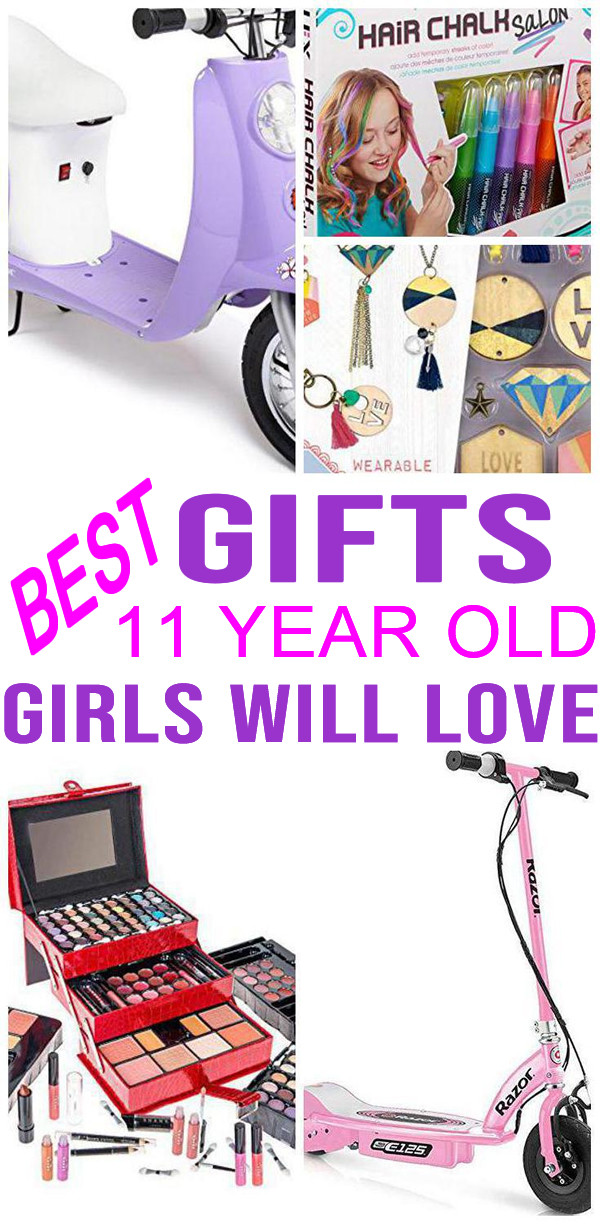 Gift Ideas For 11 Year Old Girls  BEST Gifts 11 Year Old Girls Will Love