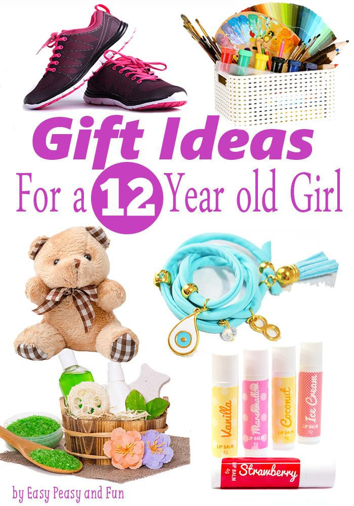 Gift Ideas For 11 Year Old Girls  Best Gifts for a 12 Year Old Girl Easy Peasy and Fun