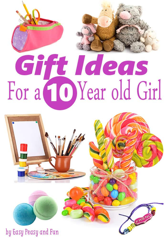 Gift Ideas For 11 Year Old Girls  Gifts for 10 Year Old Girls Easy Peasy and Fun