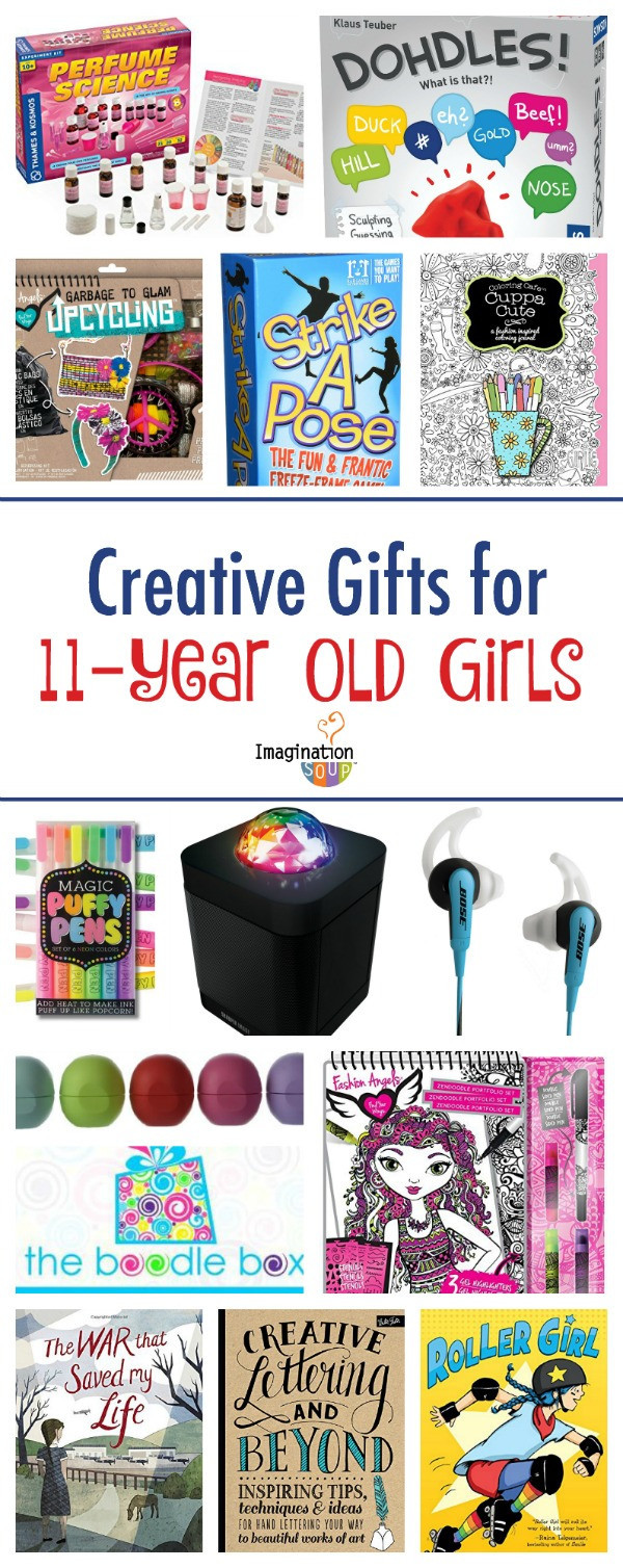 Gift Ideas For 11 Year Old Girls  Gifts for 11 Year Old Girls