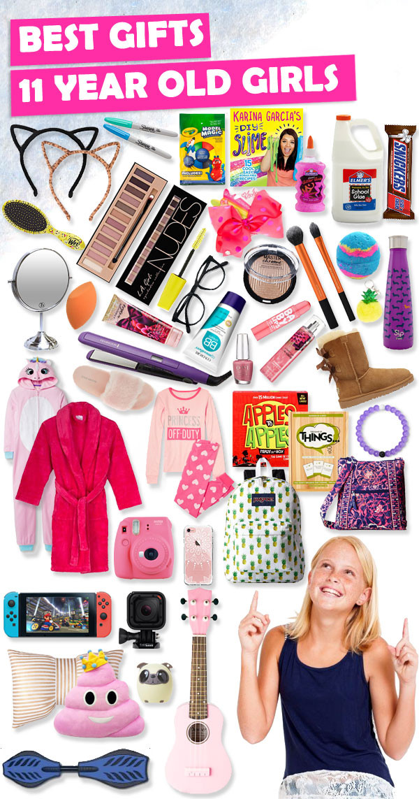 Gift Ideas For 11 Year Old Girls  Gifts For 11 Year Old Girls 2018