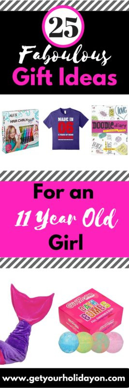 Gift Ideas For 11 Year Old Girls  Awesome Gift Ideas For An 11 Year Old Girl • Get Your