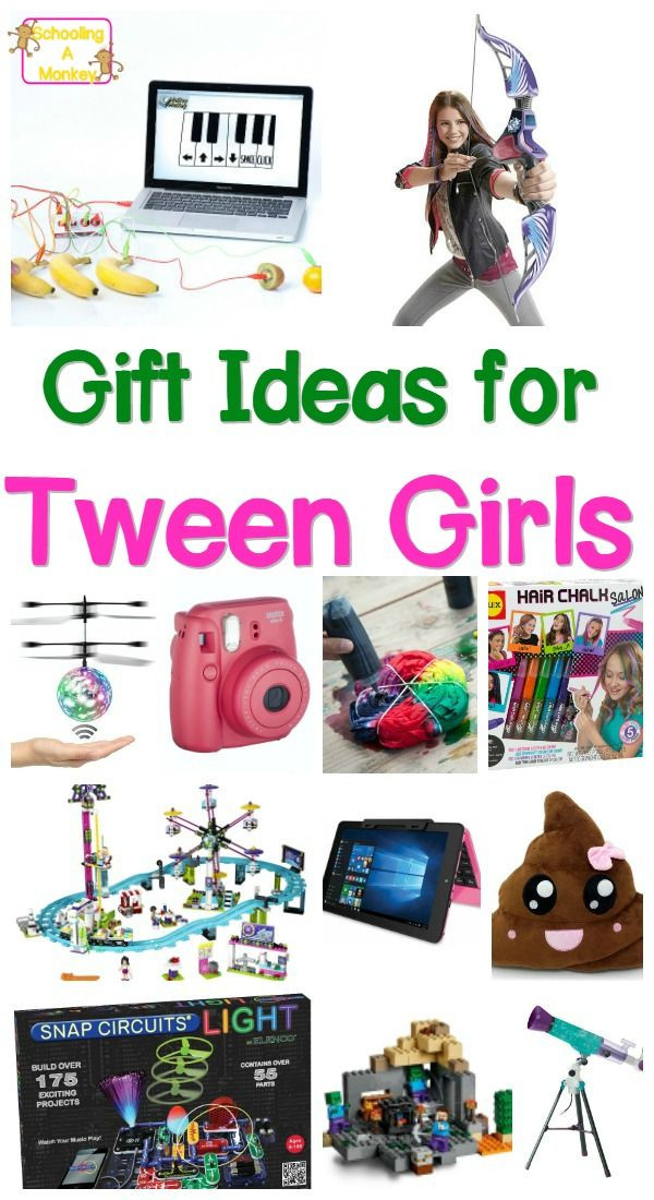Gift Ideas For 11 Year Old Girls  GIFTS FOR 10 YEAR OLD GIRLS WHO ARE AWESOME