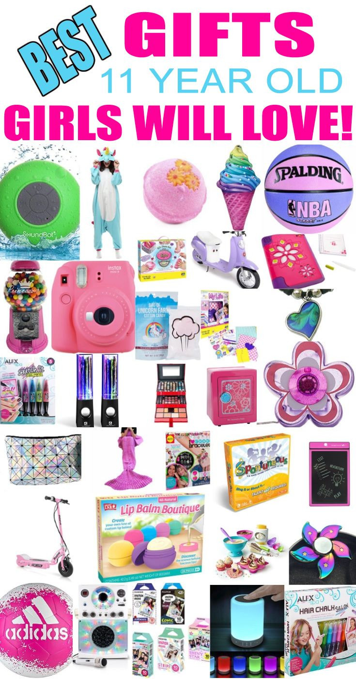 Gift Ideas For 11 Year Old Girls  Top Gifts 11 Year Old Girls Will Love