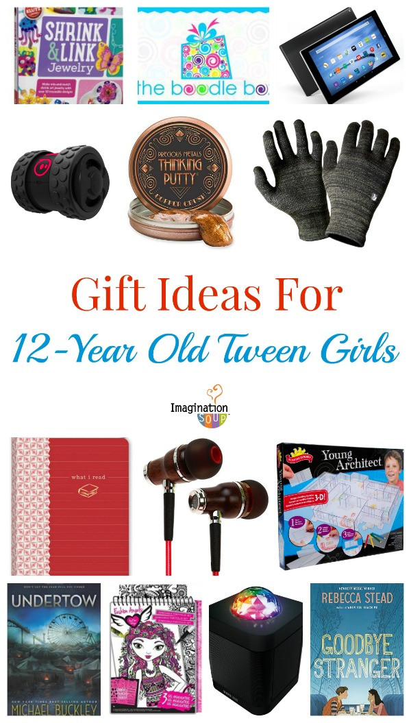 Gift Ideas For 11 Year Old Girls  Gifts for 12 Year Old Girls