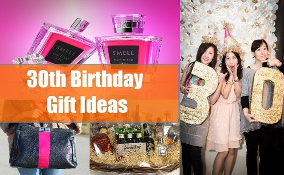 Gift Ideas For 30Th Birthday Woman  30th Birthday Gift Ideas For Men And Women