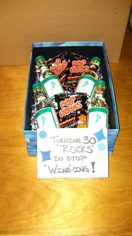 Gift Ideas For 30Th Birthday Woman  Fun 30th birthday t idea Birthday