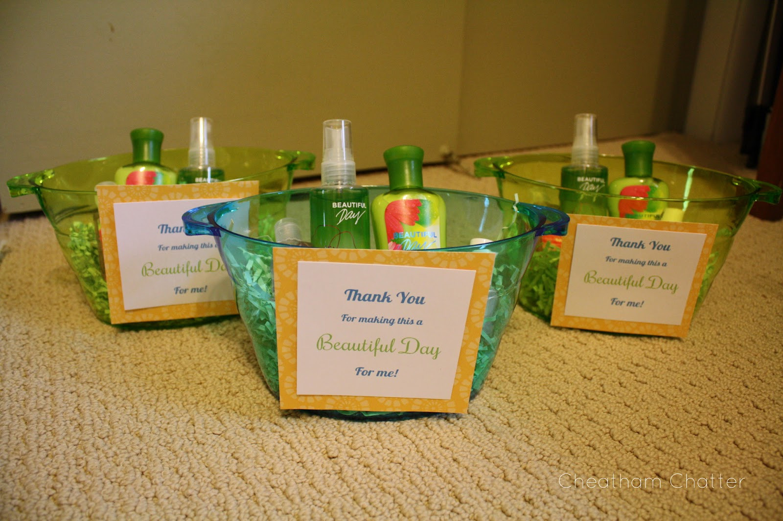 Gift Ideas For Baby Shower Host  Cheatham Chatter Baby Shower Favors & Hostess Gifts