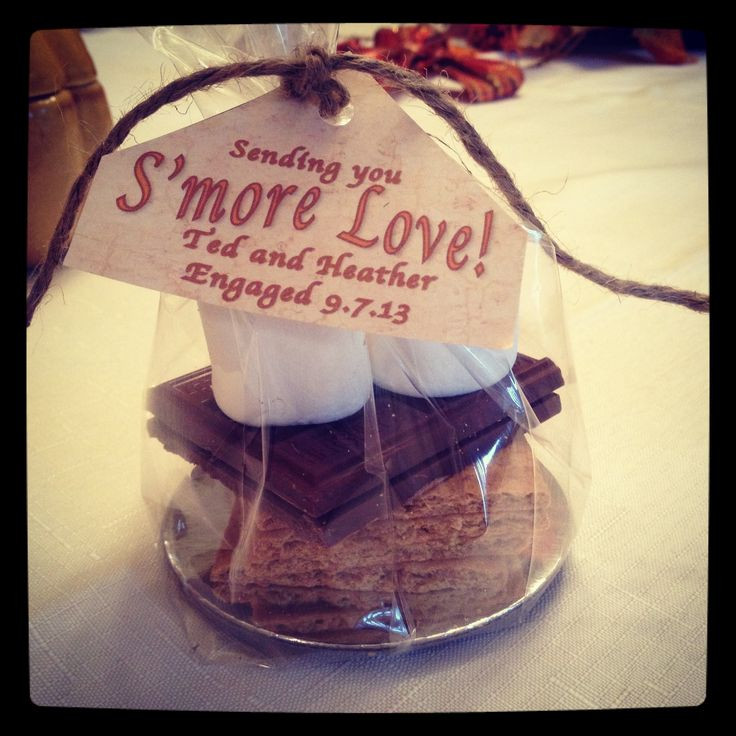 Gift Ideas For Engagement Party  Best 25 Engagement party favors ideas on Pinterest