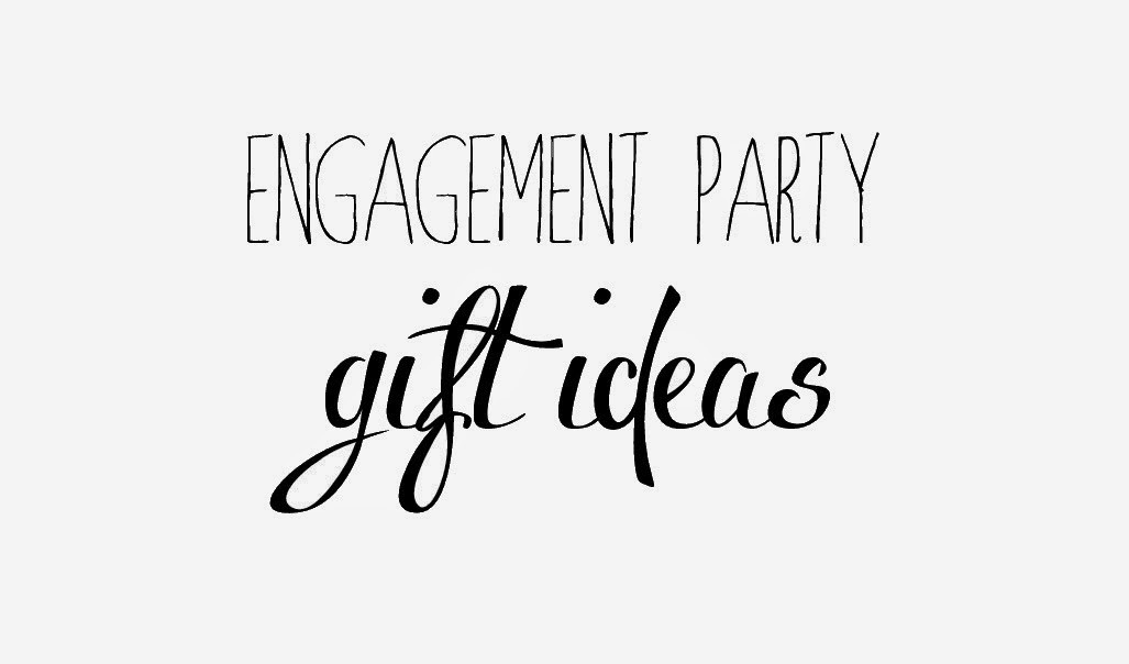Gift Ideas For Engagement Party  Dream State Dan & Brittney s Engagement Party & Gift Ideas