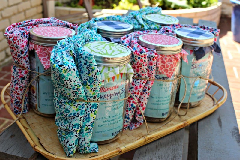 Gift Ideas For Girls Weekend  Girls Weekend Gift in a Mason Jar