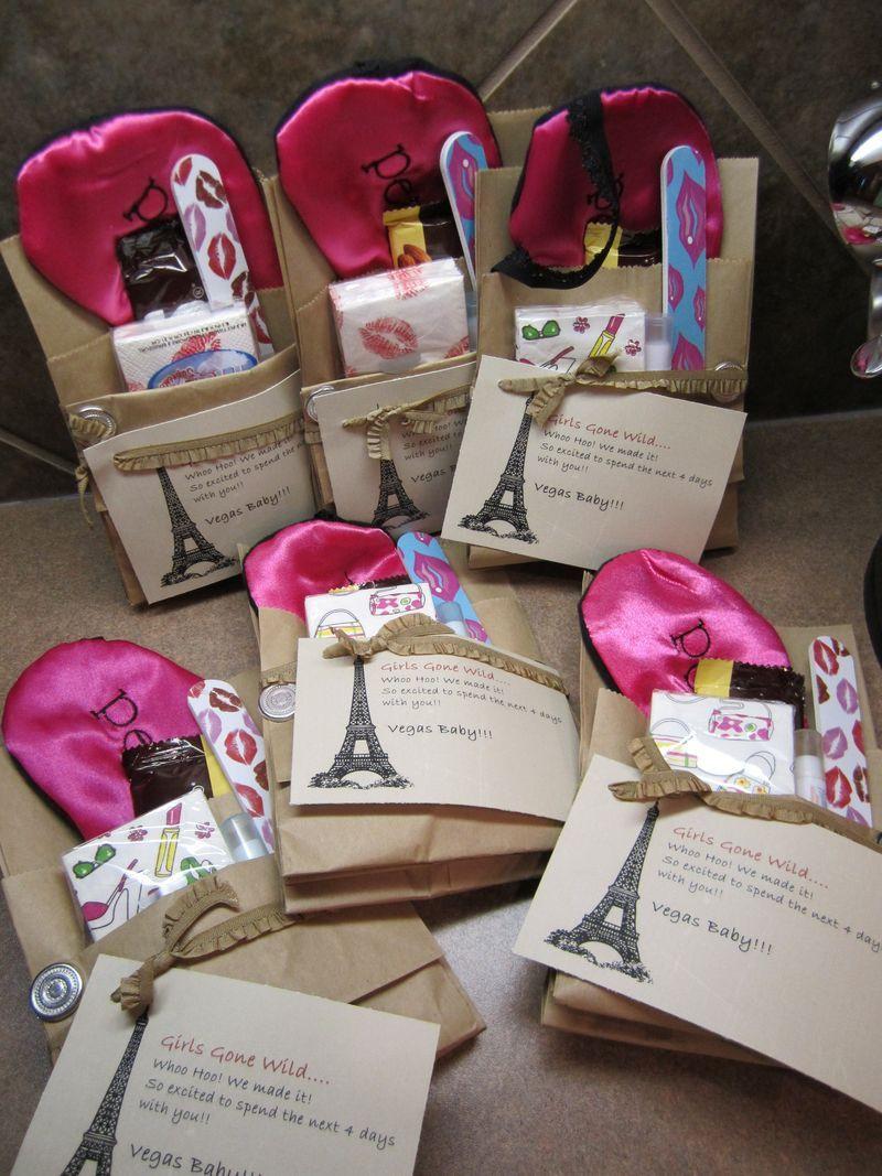 Gift Ideas For Girls Weekend  Girls weekend pillow t eye pillow chocolate a nail