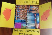 Gift Ideas for Military Boyfriend New Military Care Package Diy Pinterest