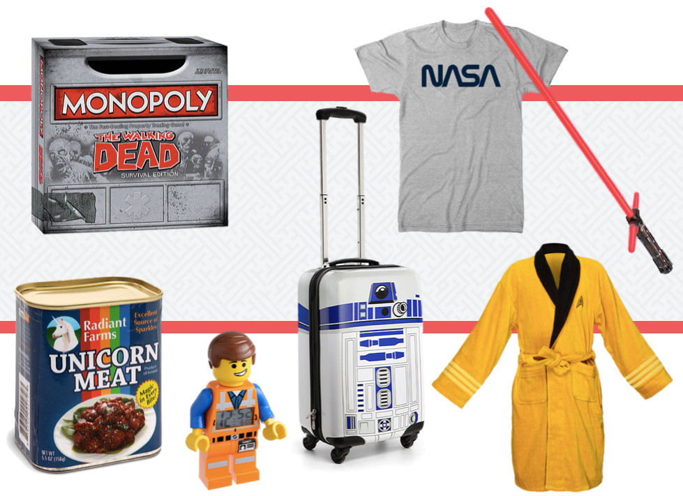 Gift Ideas For Nerdy Girlfriend  18 Best Geek Gifts in 2019 Quirky Nerd Christmas Gift Ideas