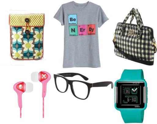 Gift Ideas For Nerdy Girlfriend  Gift Ideas For a Geek Girl