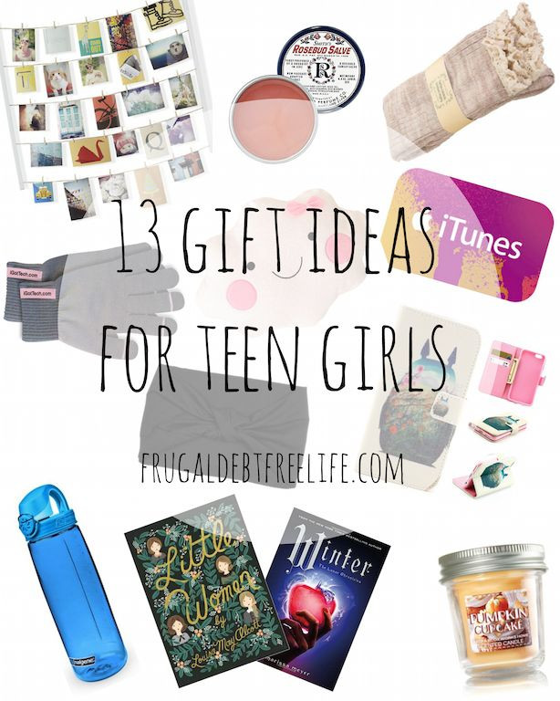 Gift Ideas For Teenage Girls  13 t ideas under $25 for teen girls