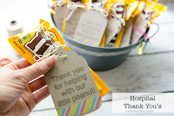Gift Ideas To Say Thank You  Craftaholics Anonymous