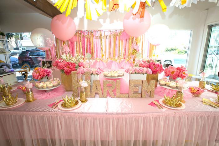 Girls 2Nd Birthday Party Ideas  Kara s Party Ideas Tutu Cute 2nd Birthday