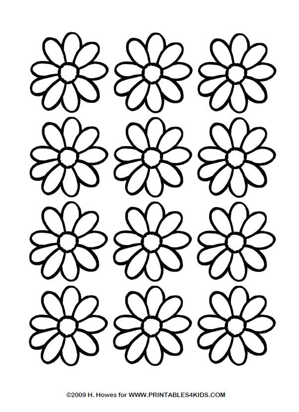 Girls Scout Daisy Coloring Pages  17 Best images about Daisy Girl Scouts Clip Art Coloring