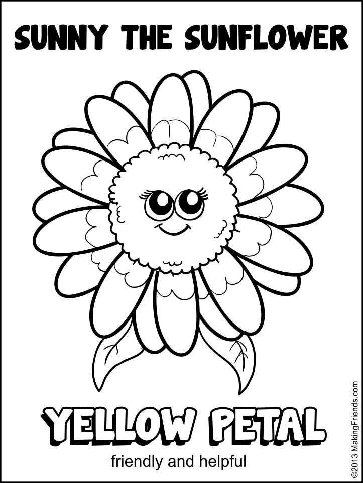 Girls Scout Daisy Coloring Pages  Girl Scout Promise Coloring Pages Coloring Home