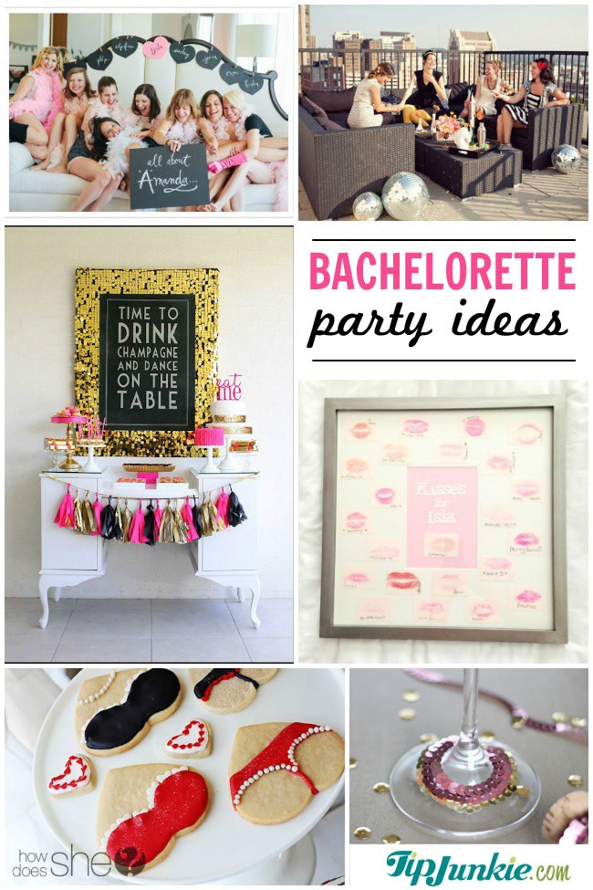 Good Bachelorette Party Ideas  17 Fun Bachelorette Party Ideas Tip Junkie