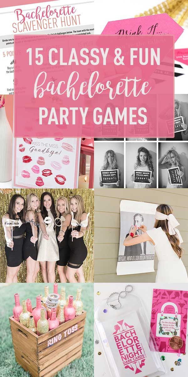 Good Bachelorette Party Ideas  Best 25 Bachelorette Party Games ideas on Pinterest