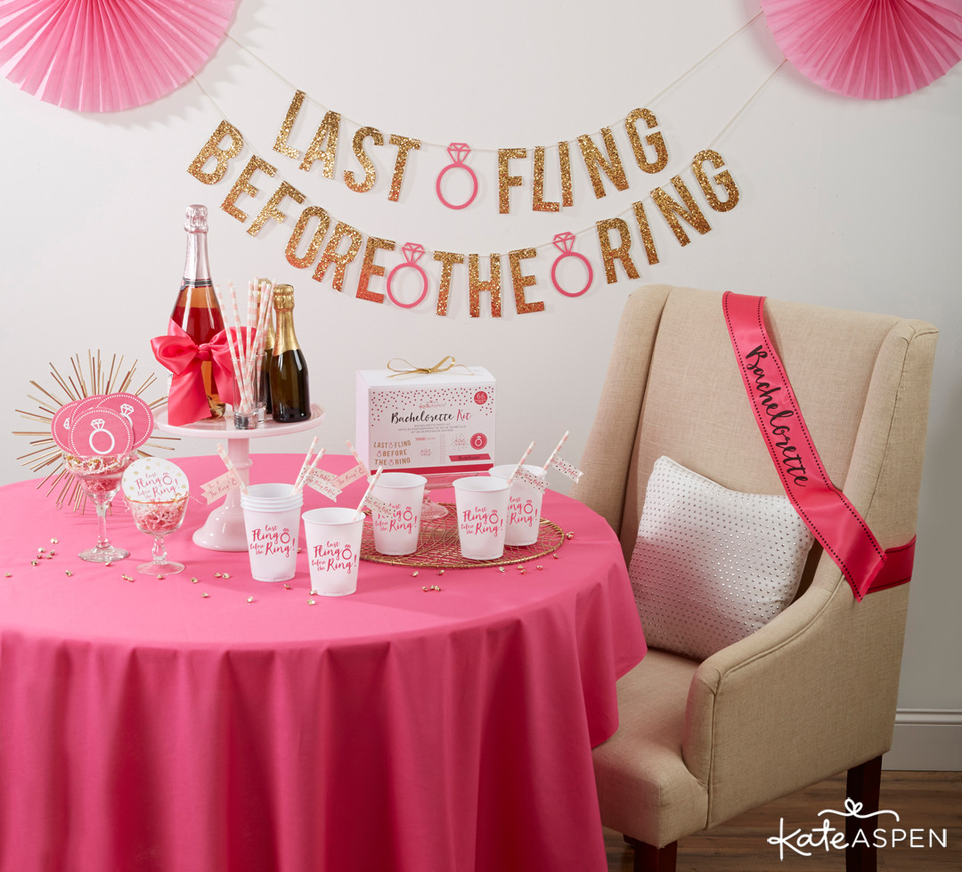Good Bachelorette Party Ideas  8 Summer Bachelorette Party Ideas
