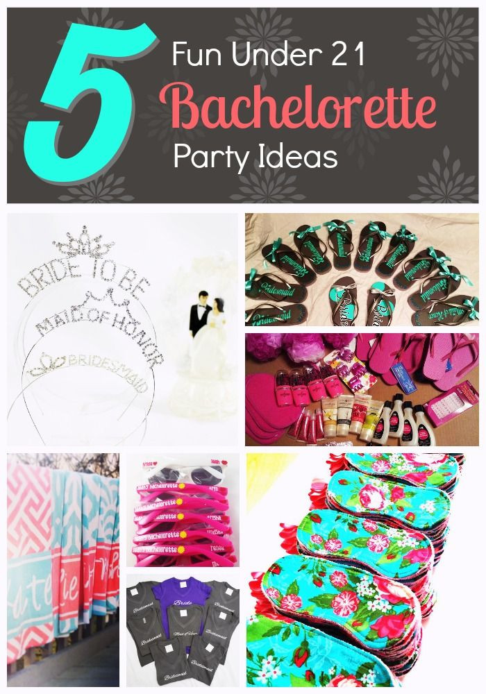 Good Bachelorette Party Ideas  This is a list of five 5 fun bachelorette party ideas