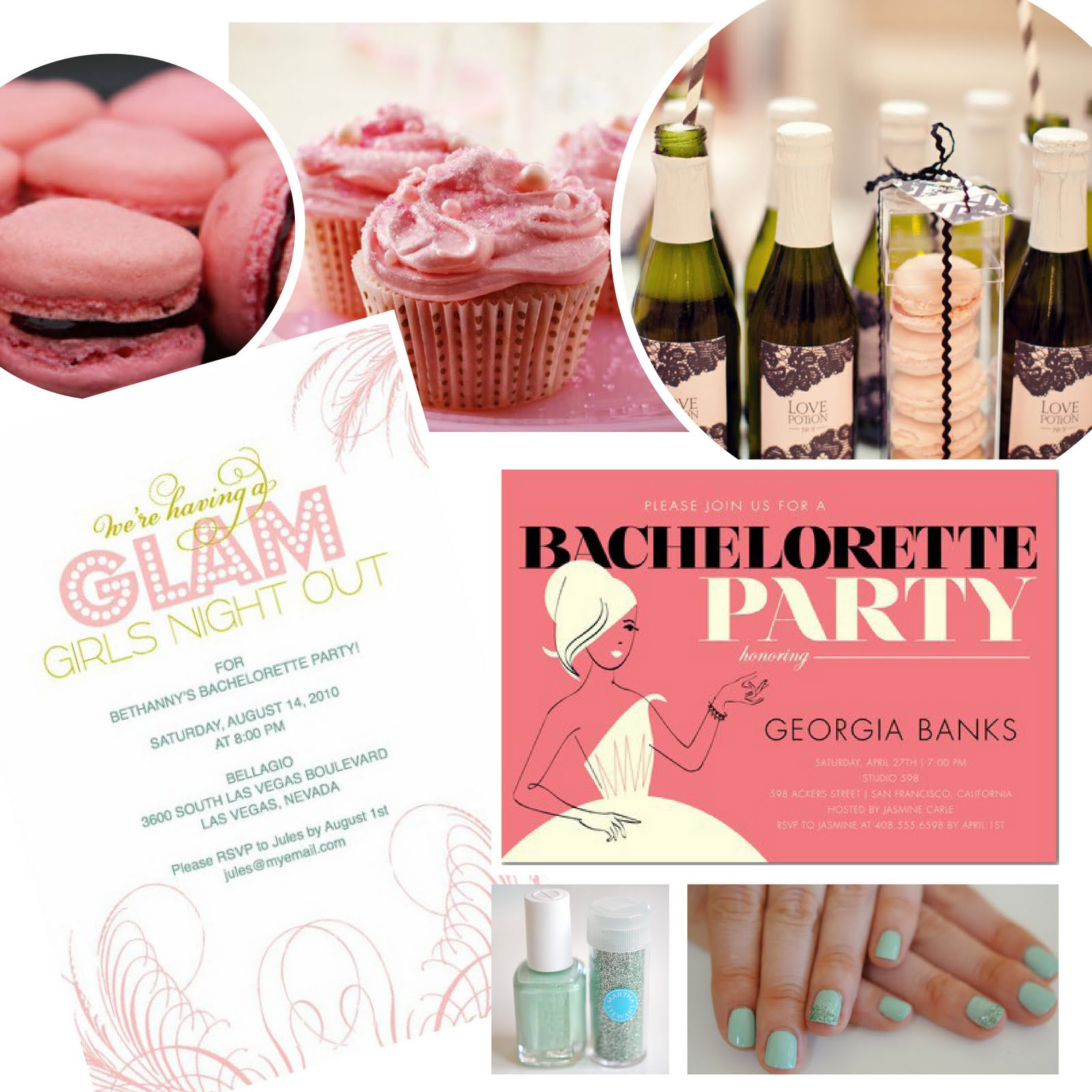 Good Bachelorette Party Ideas  Wedding Blog I m a Mrs Wedding Blog