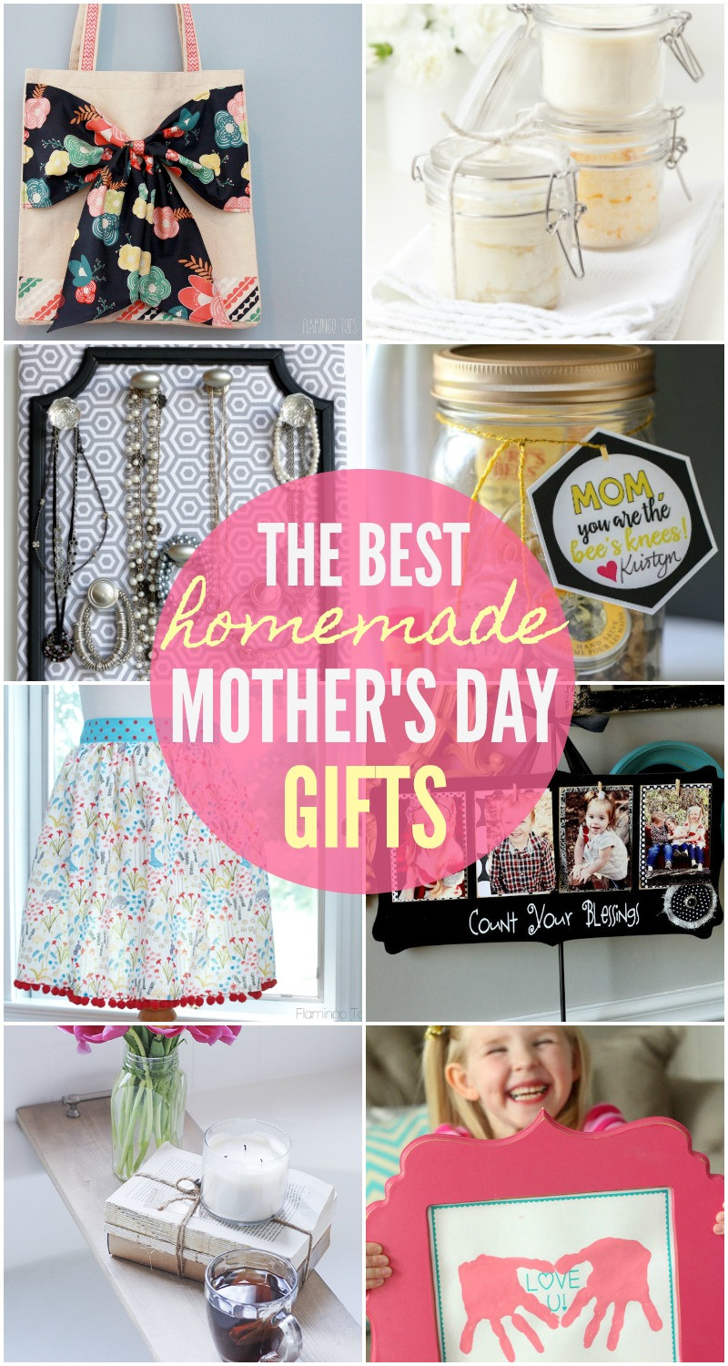 Good Mothers Day Gift Ideas  BEST Homemade Mothers Day Gifts so many great ideas