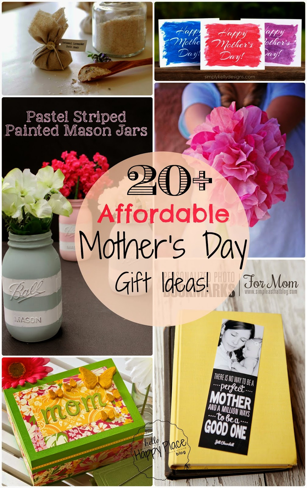 Good Mothers Day Gift Ideas  Hello Happy Place