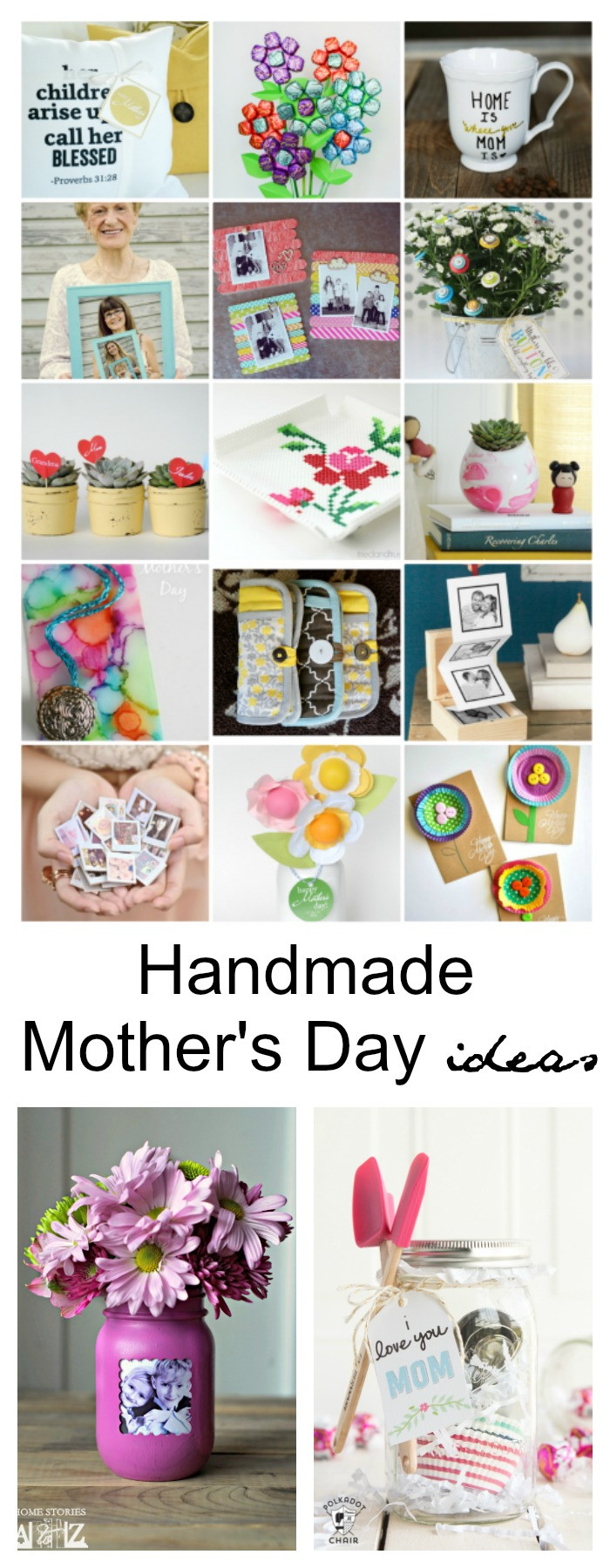 Good Mothers Day Gift Ideas  43 DIY Mothers Day Gifts Handmade Gift Ideas For Mom