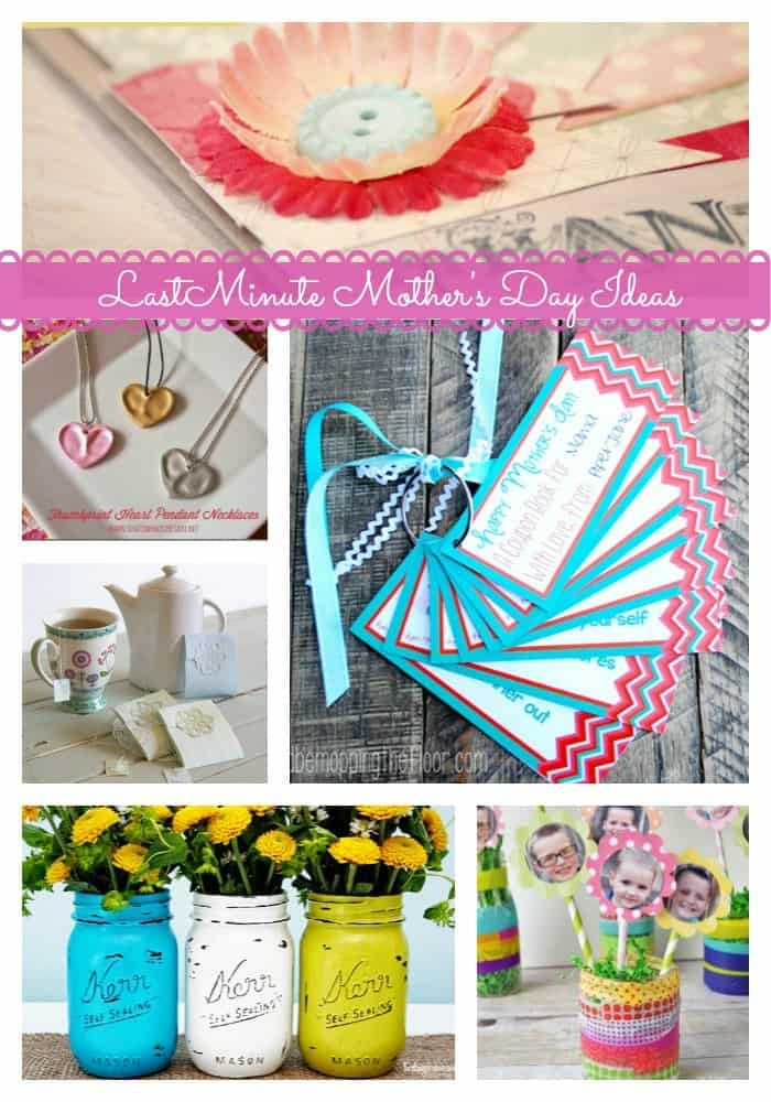 Good Mothers Day Gift Ideas  13 Great Last Minute Mother s Day Ideas