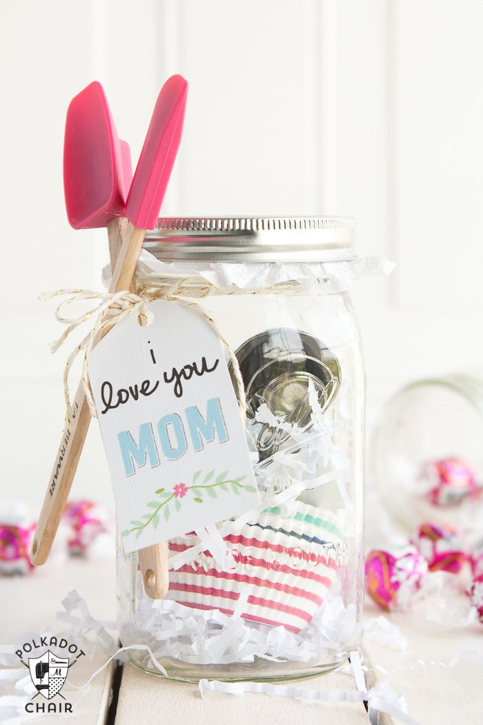 Good Mothers Day Gift Ideas  Last Minute Mother s Day Gift Ideas & Cute Mason Jar Gifts