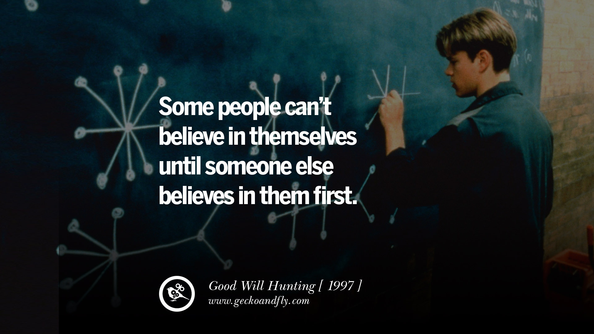 Good Will Hunting Love Quote  20 Famous Movie Quotes on Love Life Relationship