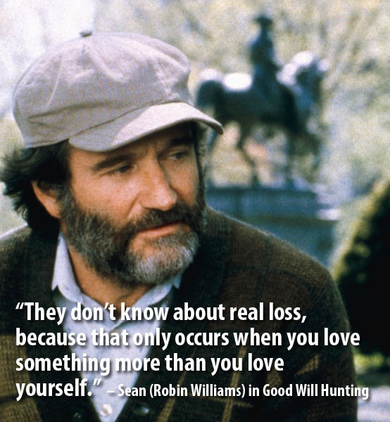 Good Will Hunting Love Quote  25 best Good will hunting quotes on Pinterest