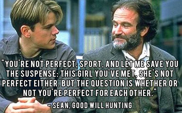 Good Will Hunting Love Quote  32 Little Known Facts about Good Will Hunting Page 2 of 5