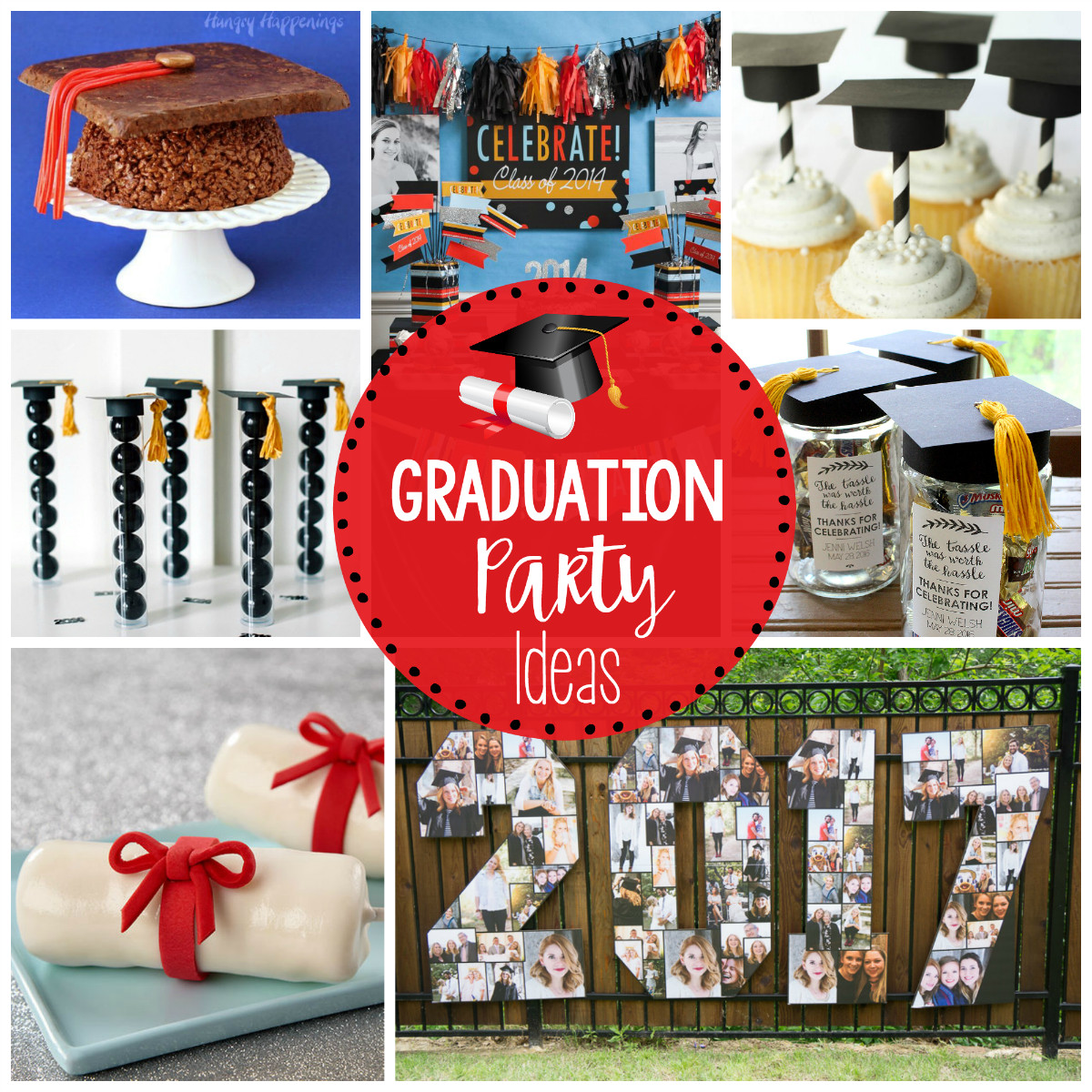 Graduation Dinner Party Ideas  25 Fun Graduation Party Ideas – Fun Squared