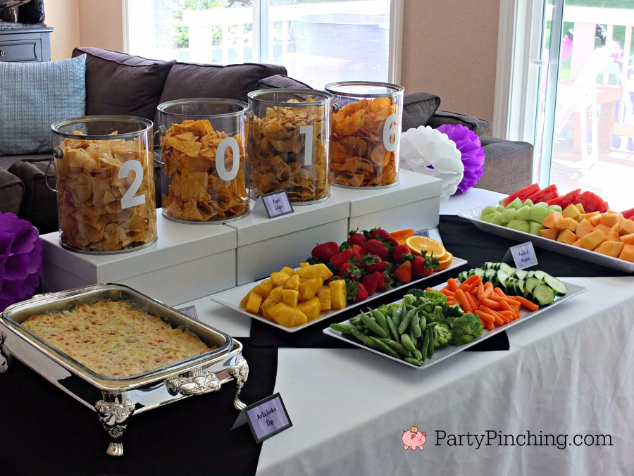 Graduation Dinner Party Ideas  Image result for College Graduation Party Food Ideas